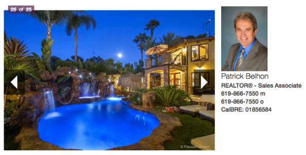 Must-See La Jolla Property For Valentine's Day - Real Estate Coup de Coeur 2014