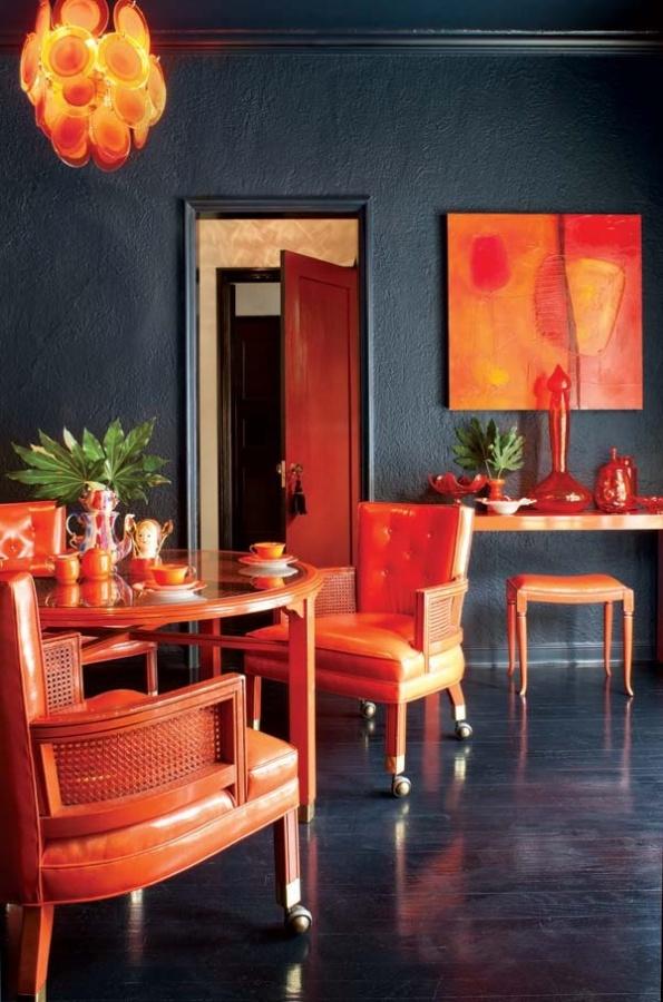Furniture Orange exemple San Diego