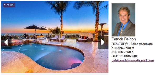 Summer Home for Sell in La Jolla