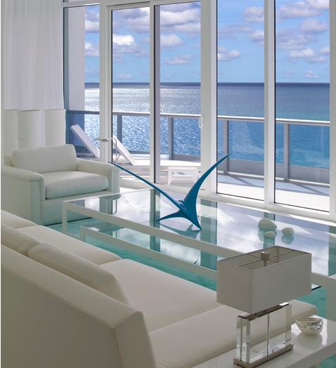 Minimalist - Beach House Photography by Ken Hayden